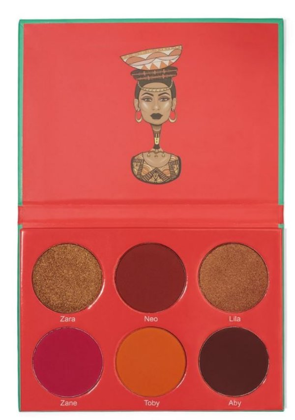 Juvias Place The Saharan Blush Palette Volume I