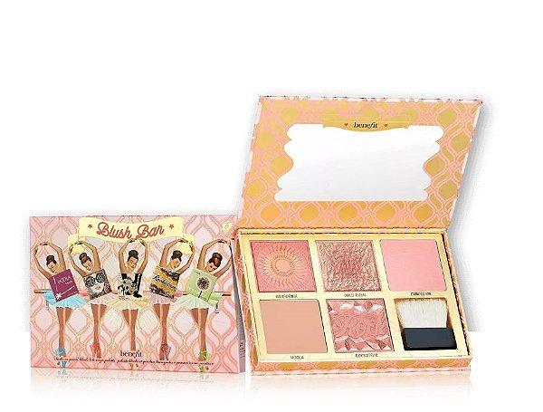 Benefit Blush Bar paleta de blush e bronzeador edição limitada