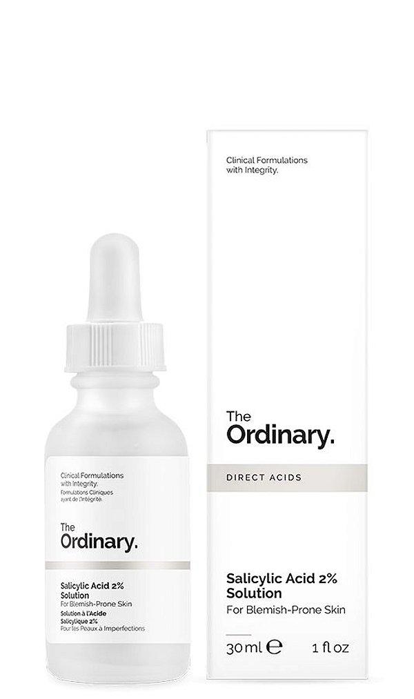 The Ordinary Salicylic Acid 2% Solution - 30ml