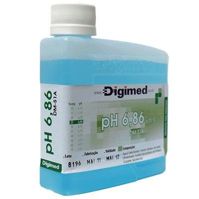 SOLUCAO TAMPAO PH 6,86 250ML