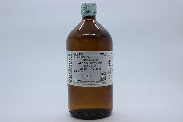 ALCOOL METILICO PA