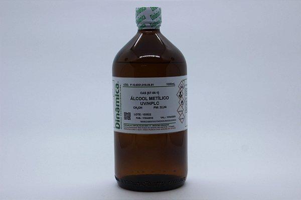 ALCOOL METILICO UV/HPLC ESPECTROSCOPICO 1L