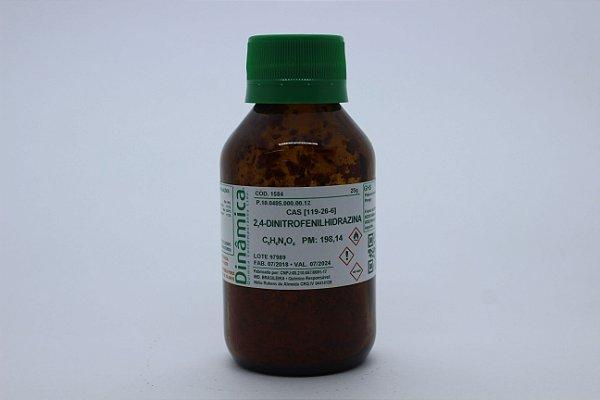 DINITROFENILHIDRAZINA 2,4 25G