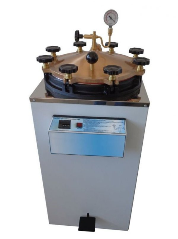 AUTOCLAVE VERTICAL DIGITAL 220V