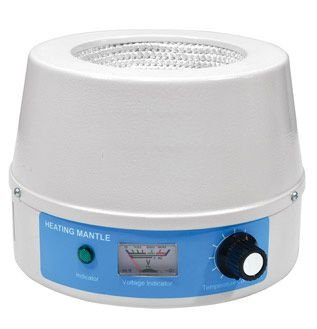 MANTA AQUECEDORA 250ML 220V COM REGULADOR DE TEMPERATURA