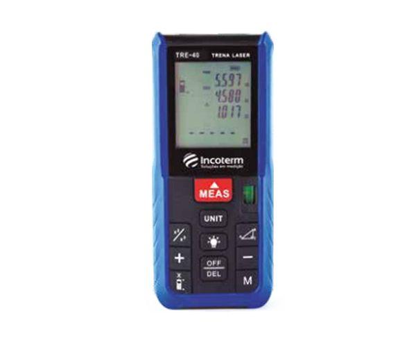 TRENA A LASER DIGITAL 0,05 A 100 METROS TRE-100
