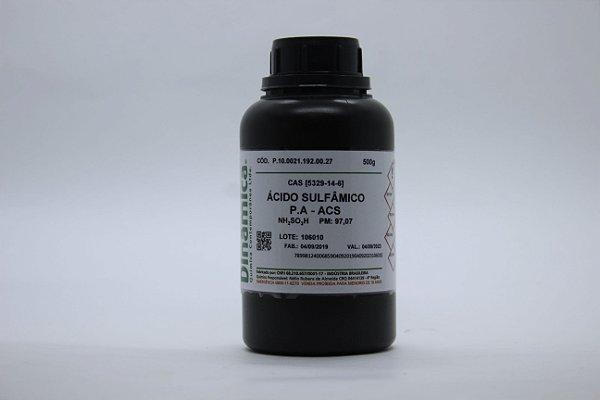 ACIDO SULFAMICO PA 500G