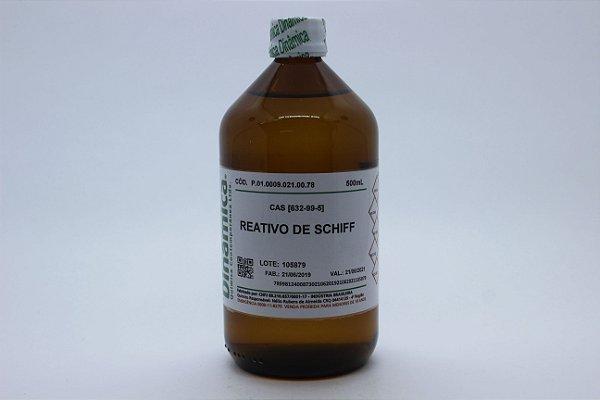 SCHIFF REATIVO PARA ALDEIDOS 500ML