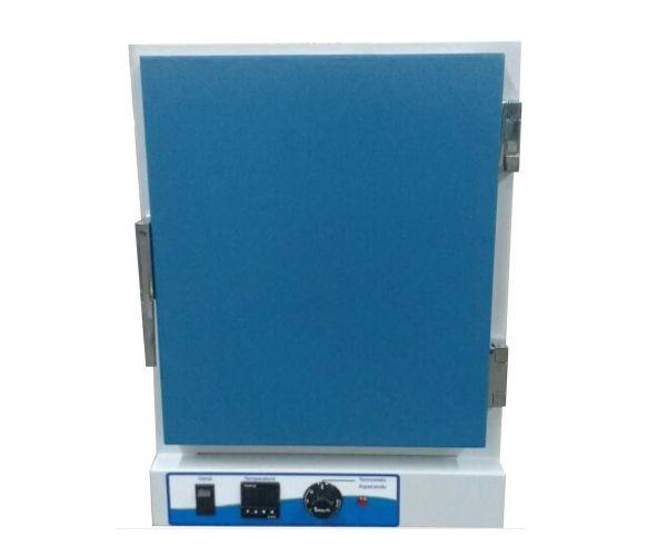 ESTUFA PARA CULTURA BACTERIOLOGICA DIGITAL 480L EM ACO CARBONO INTERIOR EM INOX