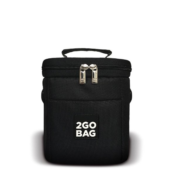 Bolsa Térmica 2goBag 4ALL Fun Mini Start | Black