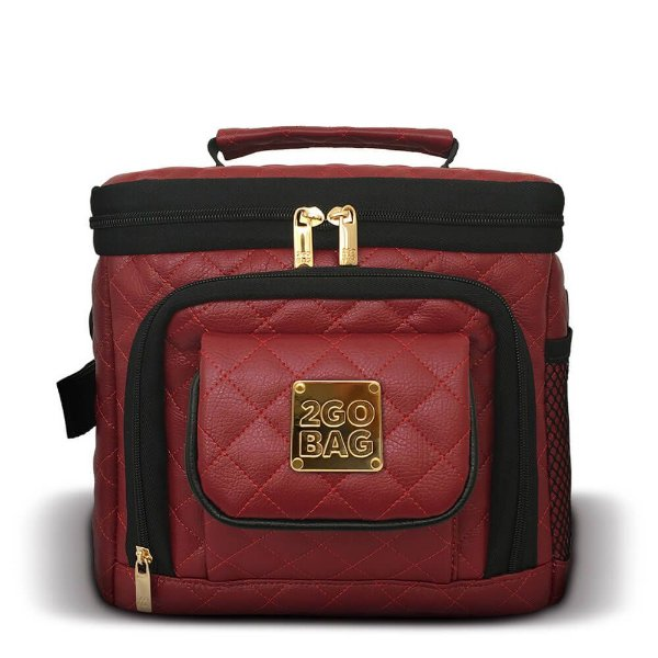 Bolsa Térmica  2goBag FASHION Mid | Ruby