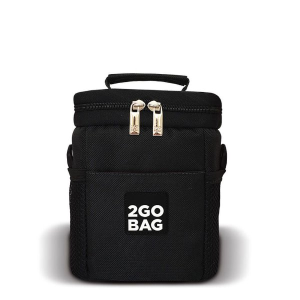 Bolsa Térmica 2goBag SPORT Mini Start | Black