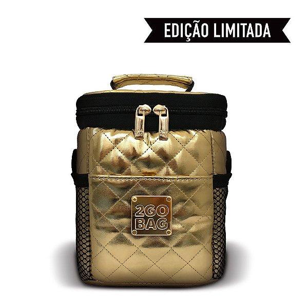 Bolsa Térmica 2goBag Fashion Mini Start | Gold