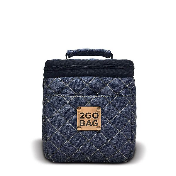 Bolsa Térmica 2GoBag 4ALL Glam Mini | Jeans