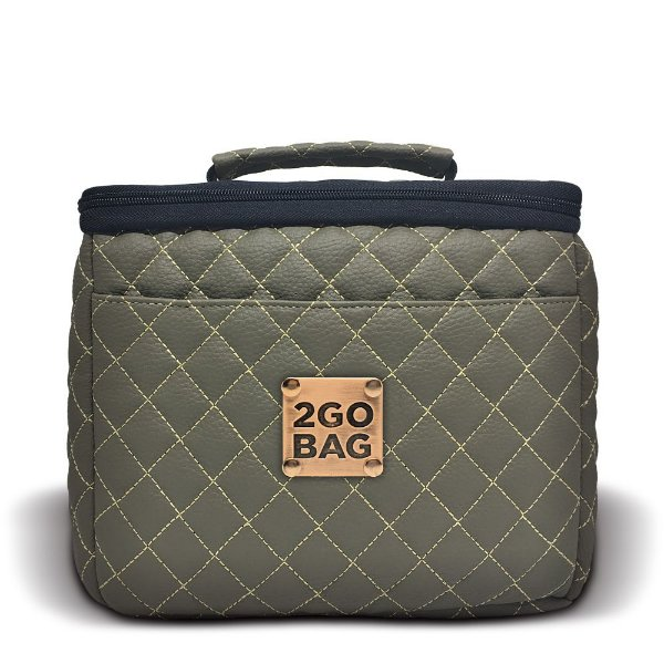 Bolsa Térmica 2GoBag 4ALL Glam Mid | Fendi