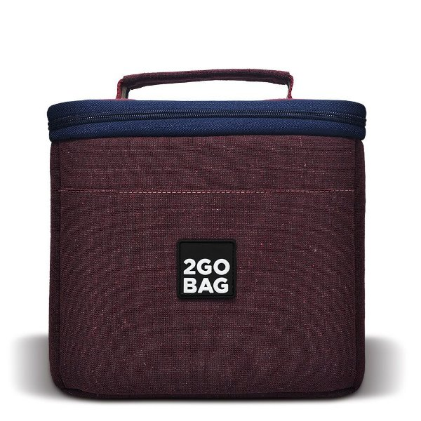 Bolsa Térmica 2goBag 4ALL Eco Mid | Wine