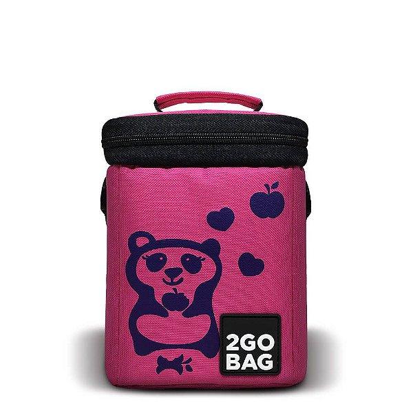 Bolsa Térmica 2goBag Kids Mini | Panda