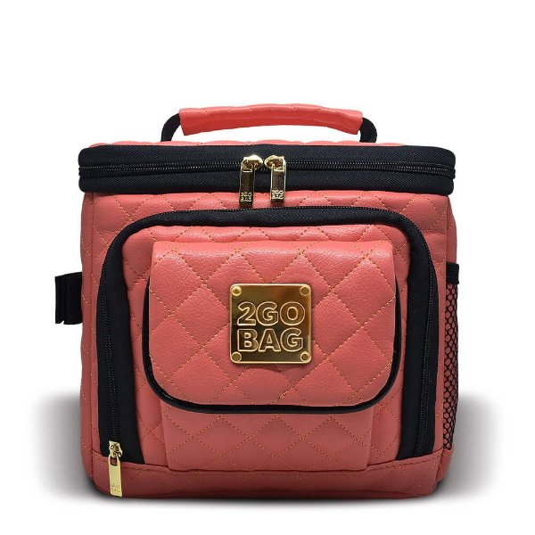 Bolsa Térmica 2goBag FASHION Mid Start | Coral
