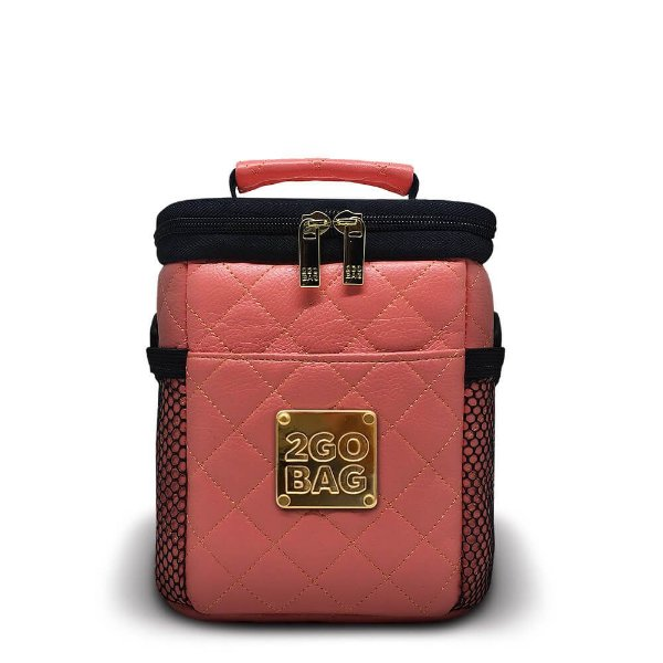 Bolsa Térmica  2goBag FASHION Mini | Coral