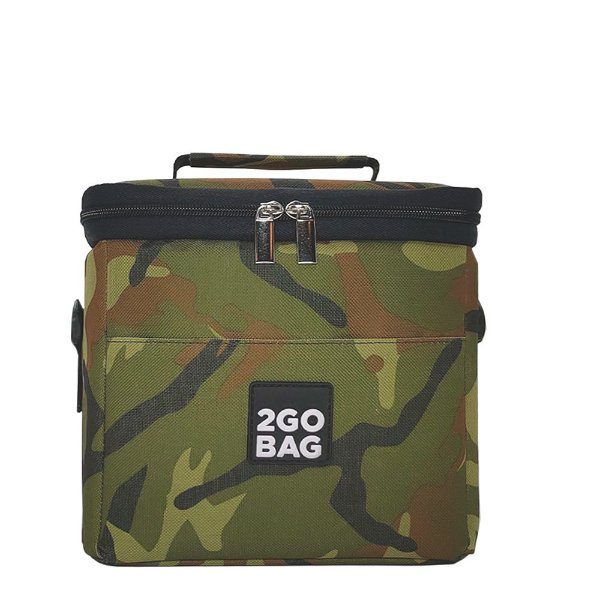 Bolsa Térmica 2goBag Mini | Camuflada