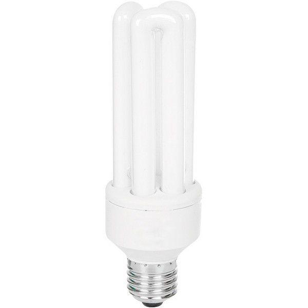 Lâmpada Fluor. Eletrônica Tripla 127V 15W 827 E27