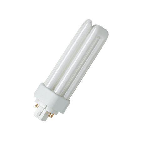Lâmpada Fluor. Compacta Dulux T/E 32W 840 4100k GX24q-3