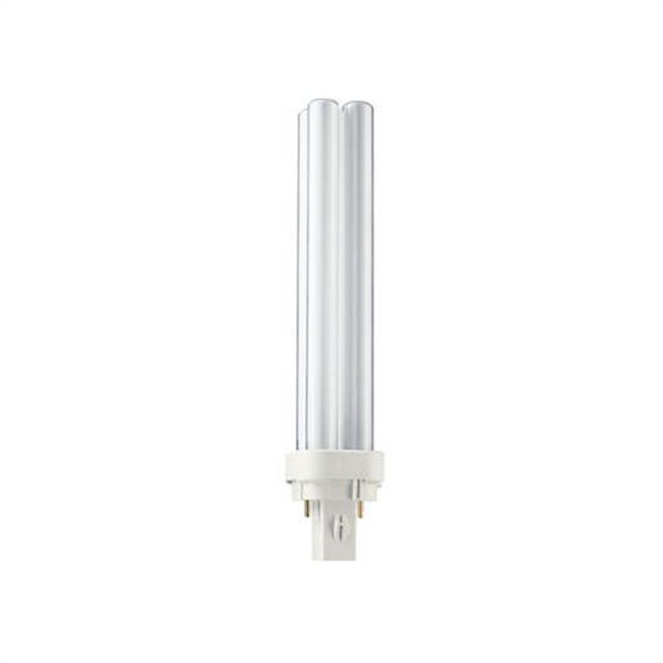 Lâmpada Fluor. Compacta Dulux T/E 42W 840 4100k GX24q-3