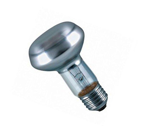 Lâmpada Incandescente Espelhada R63 120V 60W E27