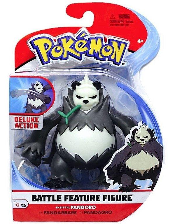 Pokemon Figuras De Ação - Pangoro 11 Cm