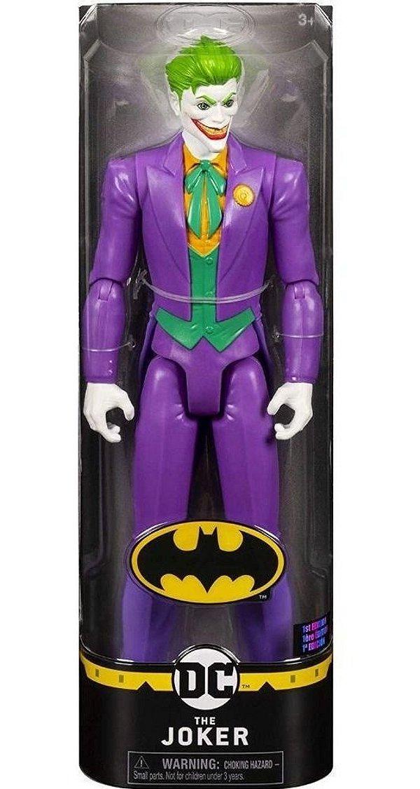 Boneco Articulado The Joker 30 Cm Coringa