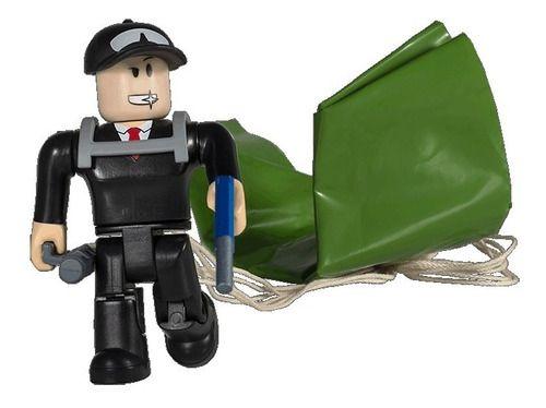 Roblox Figura Articulada De 3 - Secret Agent