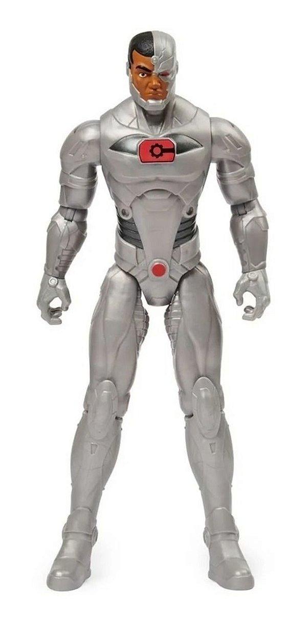 Boneco Articulado Cyborg 30 Cm