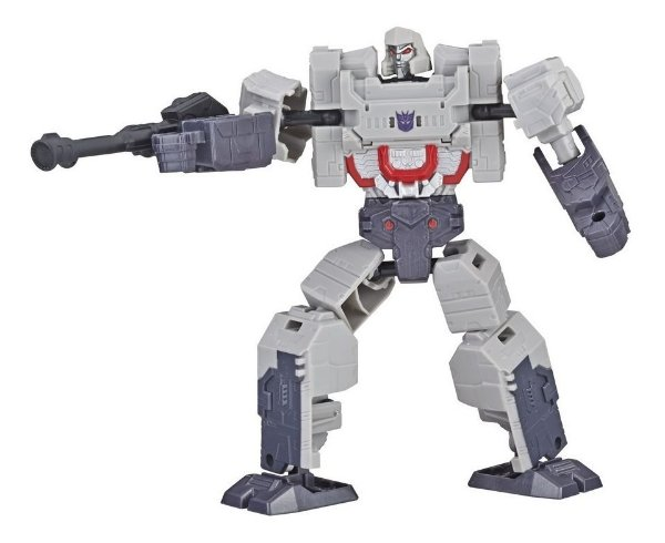 Figura Transformers Authentics - Alpha Megatron