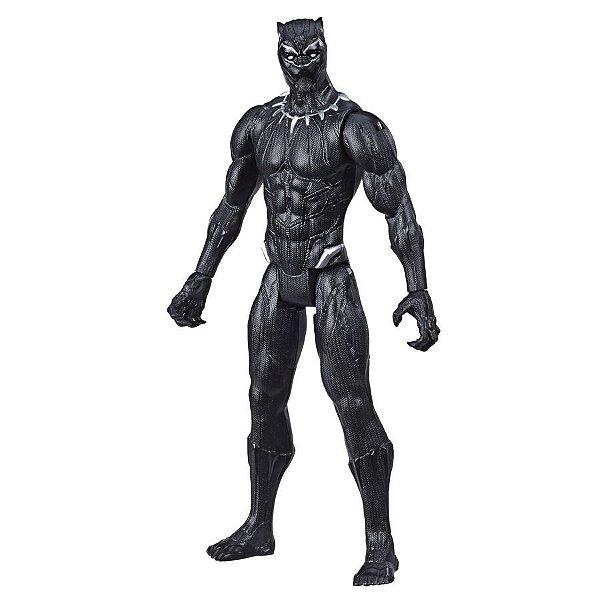 Boneco Marvel Titan Hero Series Blast Gear Pantera Negra