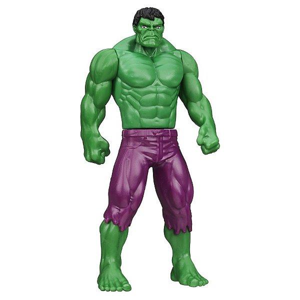 Boneco Articulado Marvel 15 Cm - Hulk