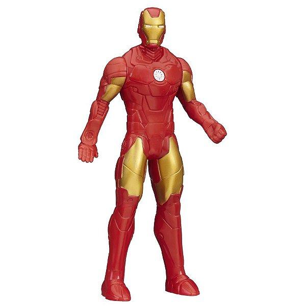 Boneco Articulado Marvel 15 Cm - Homem de Ferro