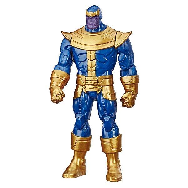 Boneco Articulado Marvel 15 Cm - Thanos