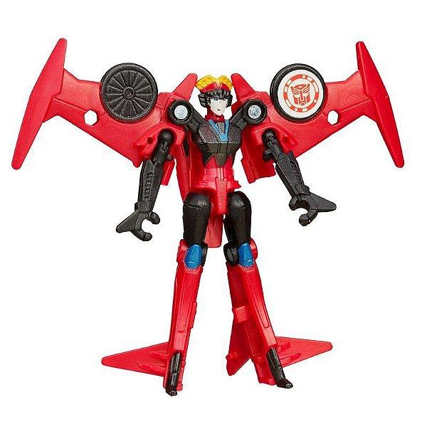 Boneco Transformers - Robots in Disguise Legion - Windblade - Hasbro