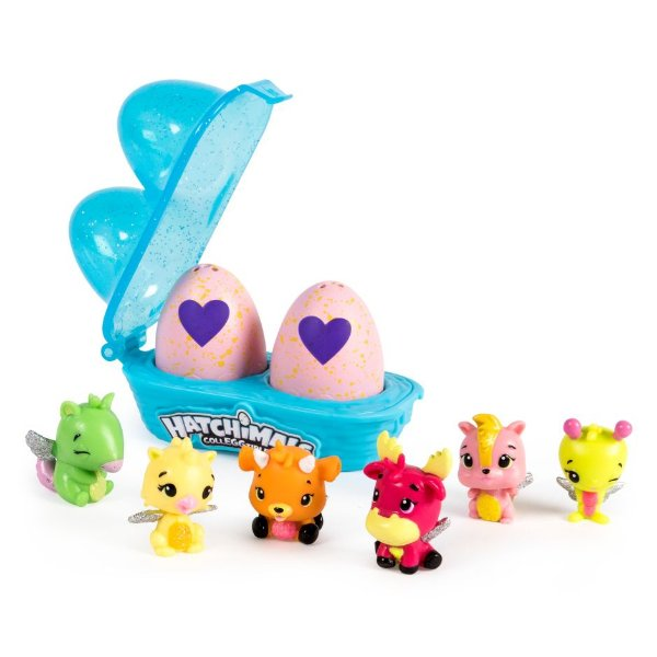Hatchimals Colleggtibles Season 2 Pack Com 2 Ovos