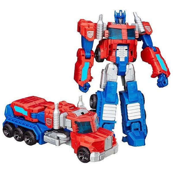 Boneco Transformers Generations - Optimus Prime 30Cm - Hasbro