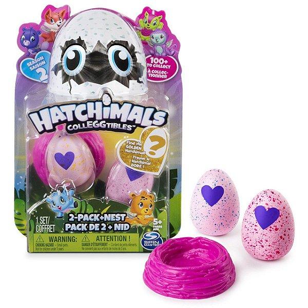 Hatchimals Colleggtibles Season 2 Blister Com 2 Ovos