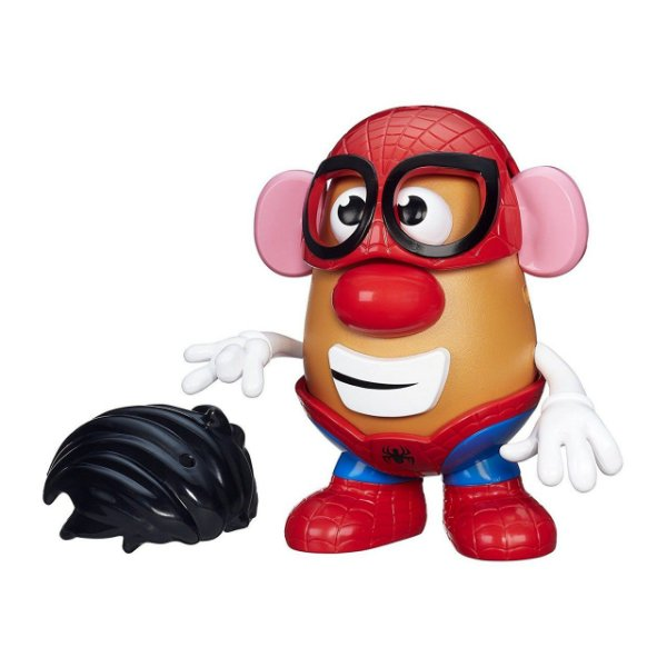 Mr Potato Head - Sr Batata Spider Man