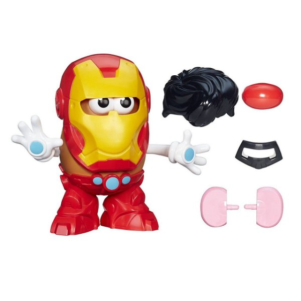 Mr Potato Head - Sr Batata Iron Man