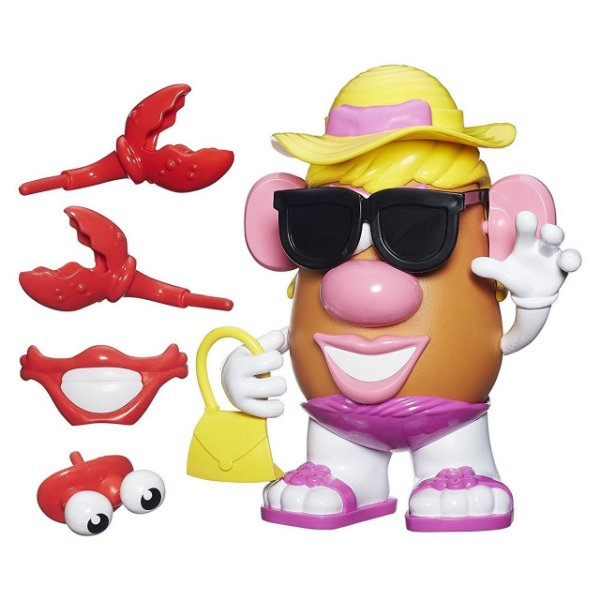Mr Potato Head - Sra Batata Praia
