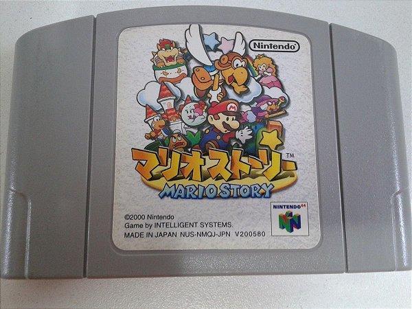 Game Para Nintendo 64 - Paper Mario NTSC-J