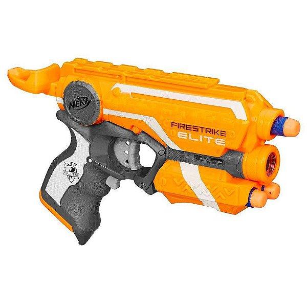 Lançador Nerf N-strike Elite Firestrike Com Laser - Hasbro