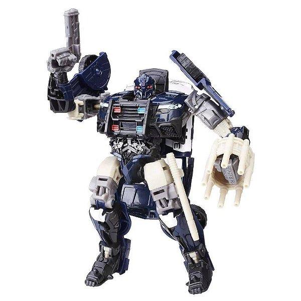 Transformers Premier Edition Barricade - Hasbro
