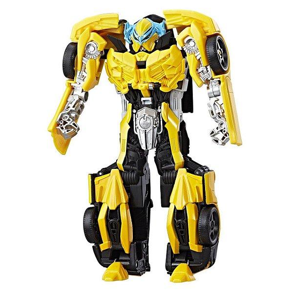 Transformers O Último Cavaleiro Bumblebee - Hasbro