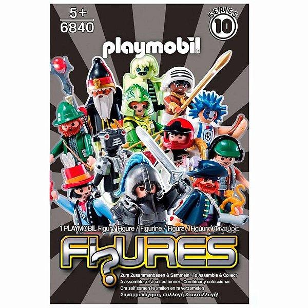 Playmobil 6840 - Figuras Surpresas Serie 10 Masculino Completo