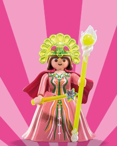 Playmobil 5459 - Figuras Surpresas Serie 6 Feminino #1